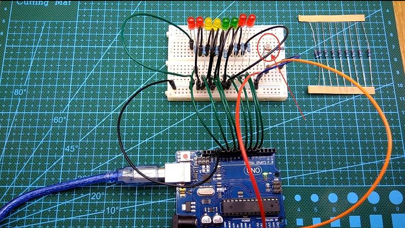 фоторезистор для светодиодной ленты любите